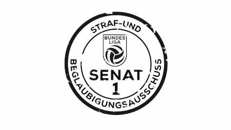 Urteile - Strafsenat der Österreichischen Fußball-Bundesliga